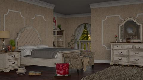 Belle - Bedroom  - by Adelaide8
