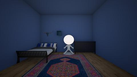 tamakis room - Bedroom  - by crying_room