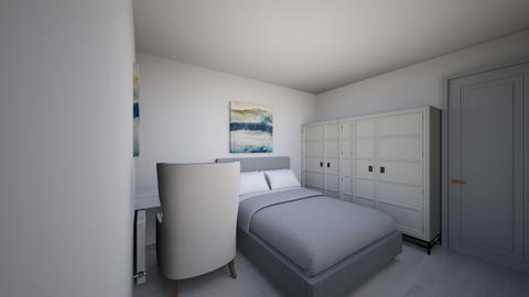 ROOM 1  - Bedroom  - by VIMATEI