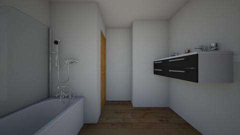 Kelty master bath - Bathroom  - by bcgreen87