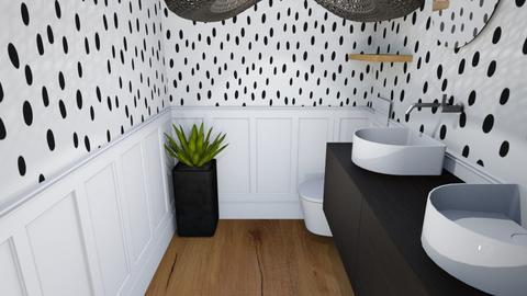 toilet - by KierraClumdesign