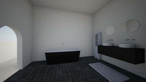 Bathroom Design  - Bathroom  - by ameliagre9234
