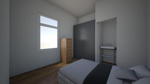 Front Bedroom 2 - Bedroom  - by Hair riot