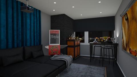 House Bar - Modern - by Annathea