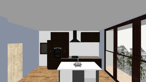 Kitchen Dining Haypark - Kitchen  - by RoisinO