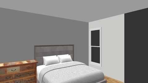 Winter Bedroom - Bedroom - by jkngel
