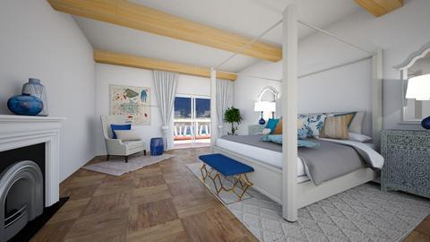 Greek Extravaganza  - Bedroom  - by tottie101_7