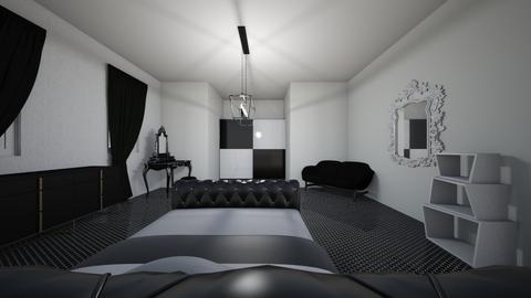 9bedroom  - Bedroom  - by tyran26