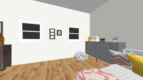 50s room - Retro - by alexa365789