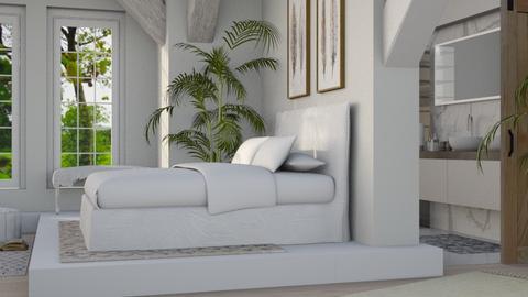 Master Suite - Modern - Bedroom  - by millerfam