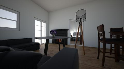 trial - Modern - Living room  - by sakshi agrawal