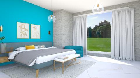 TyM - Bedroom - by Carolina Soriani