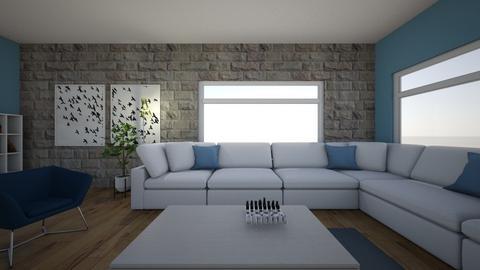Emmaline Hangout Room  - Living room - by SMITHFACS