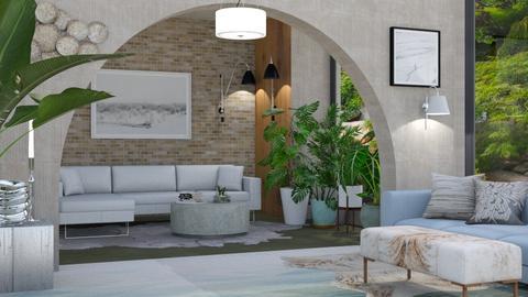 M_ Hilde - Living room  - by milyca8