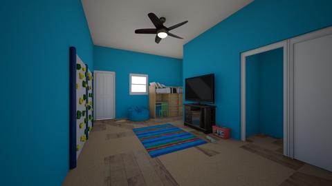 Sammys dream room - by cmj53