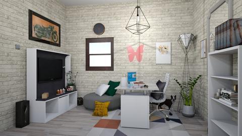 office - Office - by Jennifer Baines