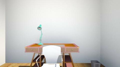 diningroom - Minimal - Kids room  - by ngtran25