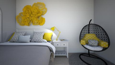 room tactic - Bedroom  - by Gracezook