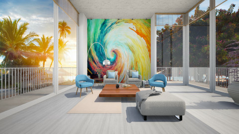 Daydreaming - Modern - Living room - by Lucii