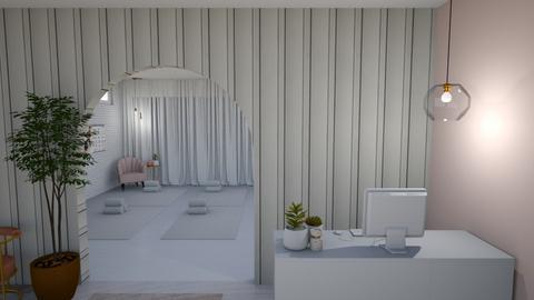 Yoga studio - Glamour - by milk07Designs