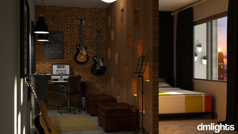 Quarto - Bedroom  - by DMLights-user-1101900