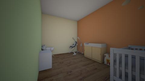 aww - Kids room - by LeLebear