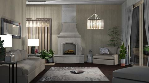 Belgian carpet - Living room  - by nat mi