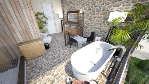 Bathroom - Eclectic - Bathroom  - by banusitki