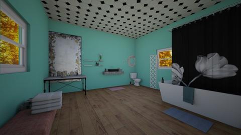 Bathing Spa - Bathroom  - by txulu_2000