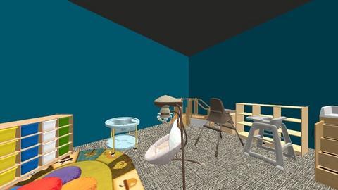 infant room  - by RNEQWNEHEDAWWJEREAYUCKCHUKFEKKE