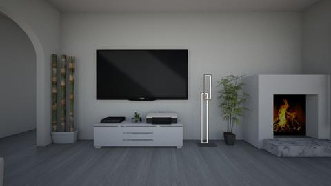 our house - Modern - Living room  - by stellamargetic