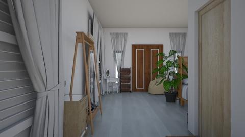 mine 3 - Bedroom  - by lookingfortepy