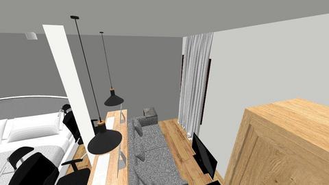 NEWRoom - Minimal - Bedroom  - by pashewon