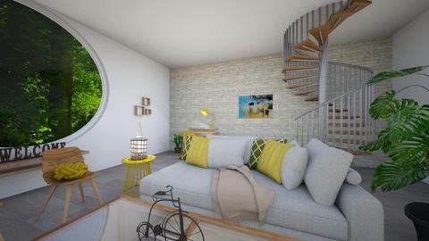 Sun Day - Living room  - by thenextdoorlawyer