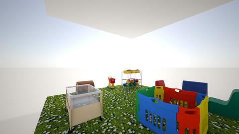 Outside Play Area - Garden - by EKVJHNHVDDMDNJKWVZQXVXZXHUEWYTT