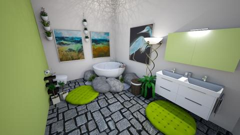 Lily Bathroom - Bathroom  - by Mainah