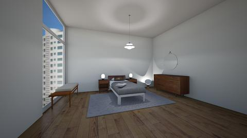 Nadia Ortiz Recamara  - Bedroom  - by Jlo Design