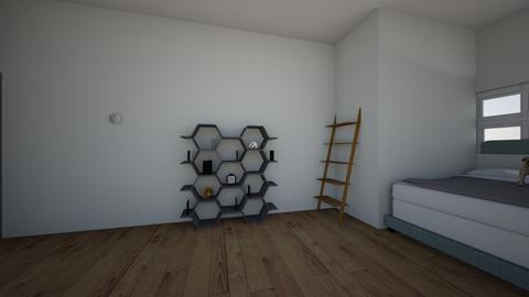 Carters room - Bedroom  - by whyywhyhjbdjk