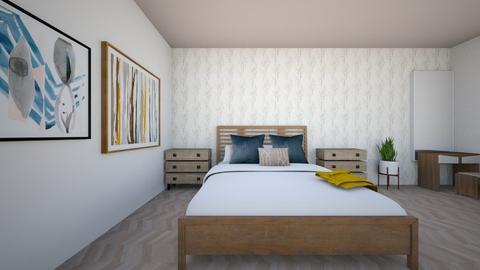 nice bedroom - Bedroom - by hadeel19