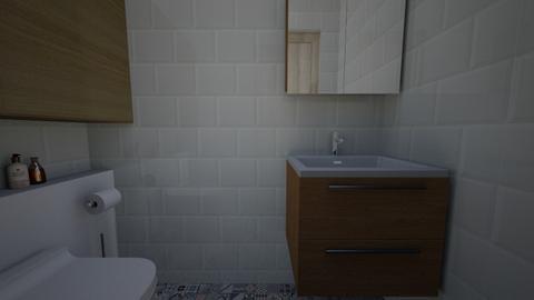 WC - Bathroom  - by Dead_Jane