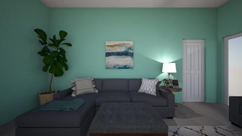 Living Room - Modern - Living room  - by hhhhhhhmmmm2