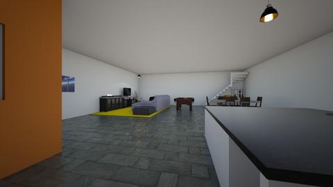 The penthouse - Modern - by OPlayz123