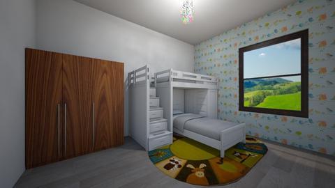 ca - Classic - Kids room - by Twerka