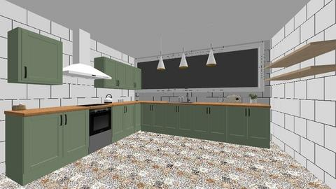 Kitchen part 8 - Kitchen - by emmalaura0802