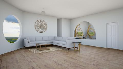 Egg themed comp - Modern - Living room  - by Chloe Awesome
