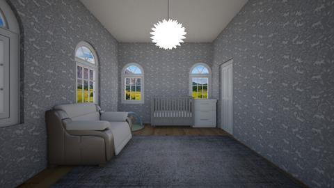 Cute Baby Room  - Kids room  - by hbrown28