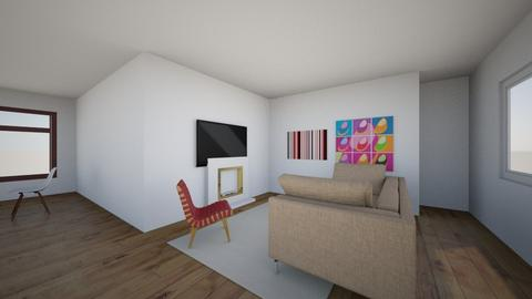 10700 Sheldon St - Living room - by pthai