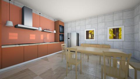 simple house - by tizziana leivas