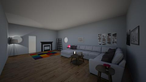 Living Room - Living room  - by MadiTheStylist