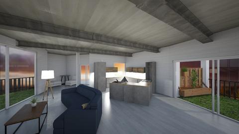 EEEEEEEEEg - Global - Living room  - by Bravetail